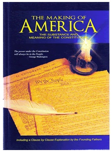 making of america book